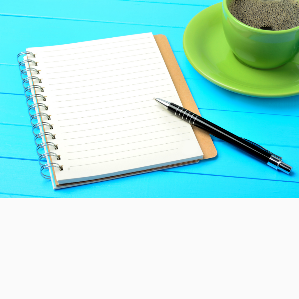 a picture of a notebook and pen news