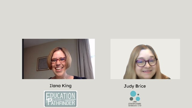 Judy Brice and Ilana King Home education interview